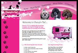 Cheryl's TCL Mobile Pet Grooming