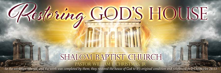 Shalom Baptist Church Theme 2017