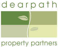 Deerpath Property Partners Business Logo Design