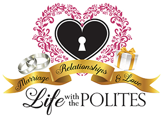 Life with the Polites Radio Ministry Logo Design