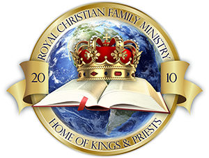 Logo Design for Royal Christian Family Church