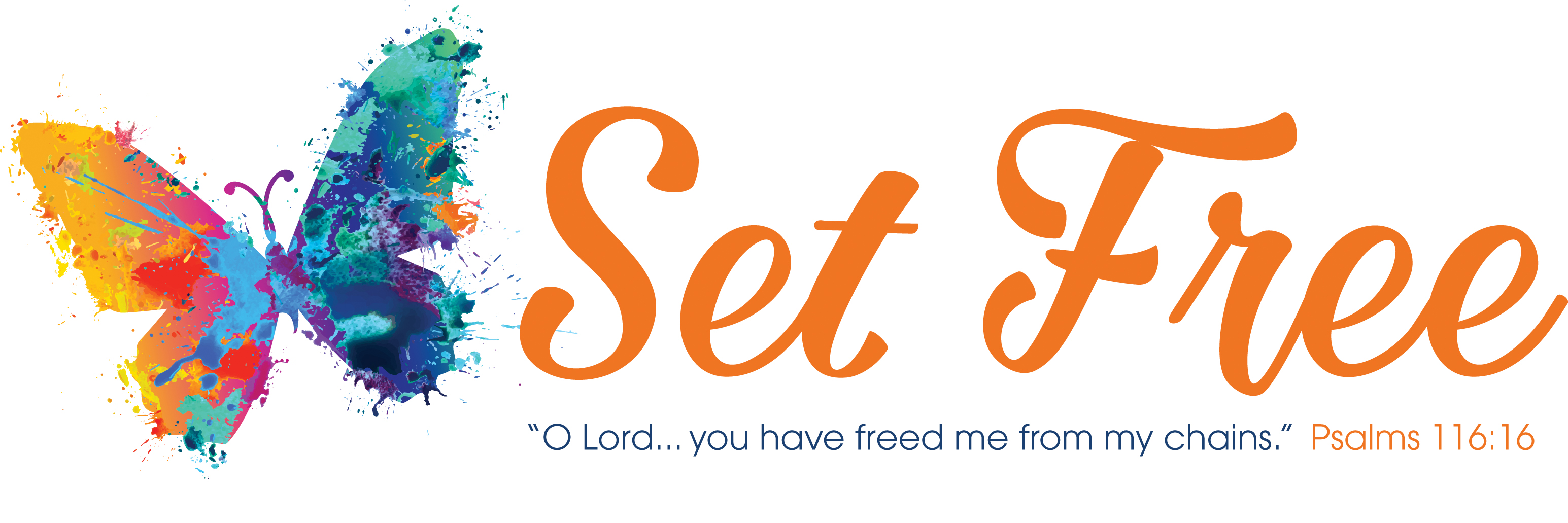 Set Free Capital Campaign Logo Design