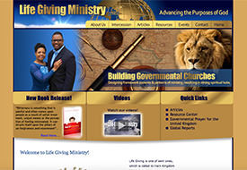 Life Giving Ministry