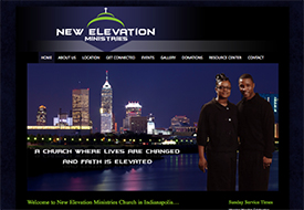 New Elevations Ministries Church Indianapolis