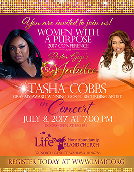 Women's Conference Flyer Design