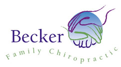 Becker Family Chiropractic Business Logo Design