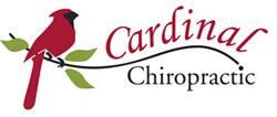 Cardinal Chiropractic Christian Business Logo Design