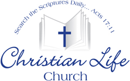 Christian Life Church Logo Design