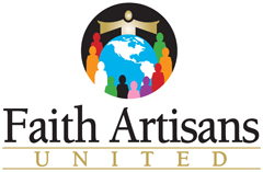 Faith Artisans United Ministry Logo Design