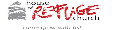 House of Refuge Church Logo Design