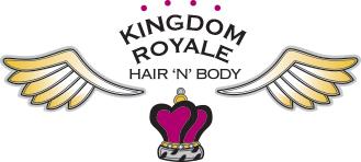 Kingdom Royale Hair n' Body Business Logo Design