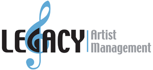 Legacy Artist Management Business Logo