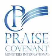 Praise Covenant Ministries International Church Logo Design