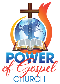 Power of Gospel Church Logo Redesign