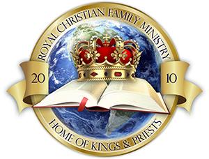 Logo Design for Royal Christian Family Church