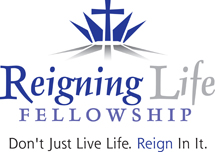 Reigning Life Fellowship Church Logo Design