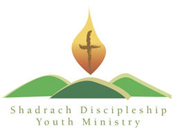 Shadrach Discipleship Youth Ministry Logo Design