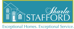 Sharla Stafford Home Interior Logo Design
