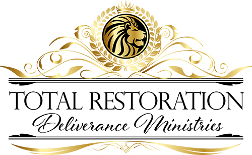 Total Restoration Ministries Logo Design