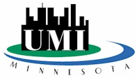 UMI Minnesota Business Logo Design