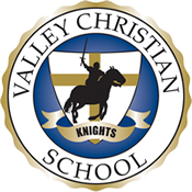 Valley Christian School Business Logo Design
