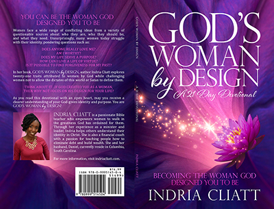 Christian Book Cover Design - Book Cover Design by Exodus Design