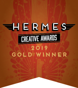 Hermes Gold Creative Award